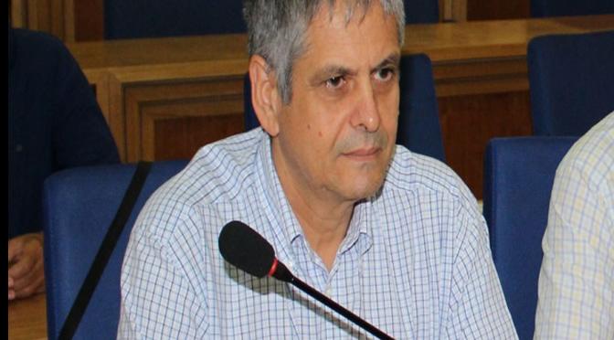 Σταμάτης Μπεχράκης |Εν ολίγοις